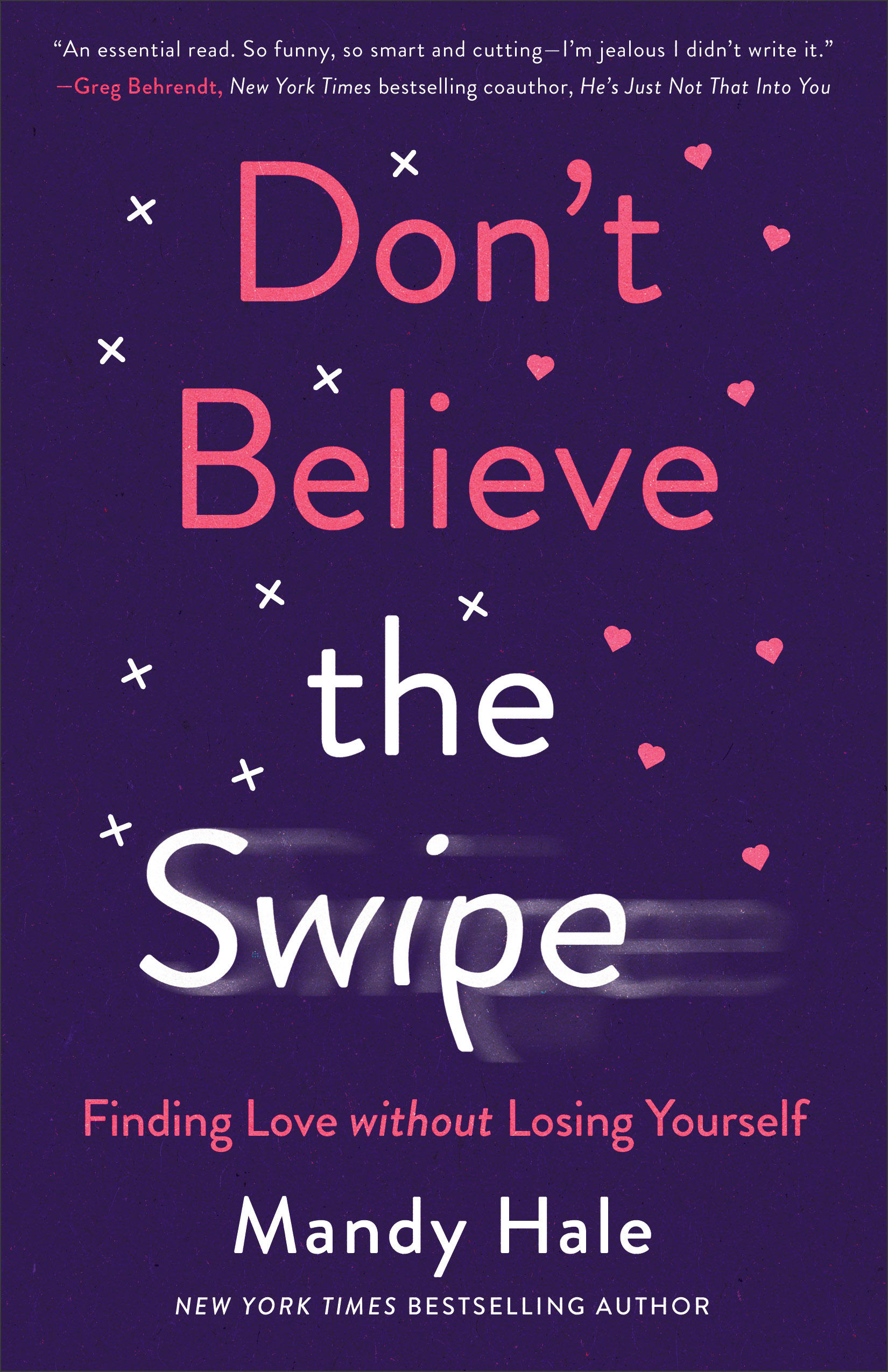 Don't Believe the Swipe Cover