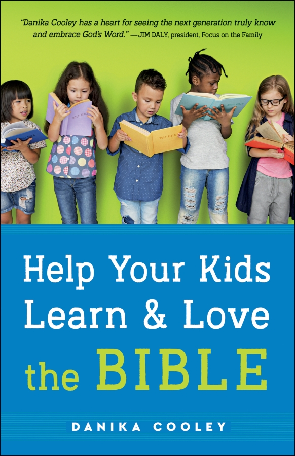 Help Your Kids Learn & Love the Bible